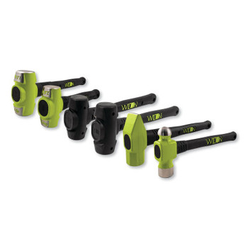 JPW Industries B.A.S.H 6-PC Master Hammer Kit (1 EA/EA)