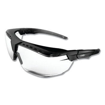 Honeywell Avatar OTG Safety Glasses, Clear/Polycarbonate/Anti-Reflective Lens, Black (1 EA/EA)