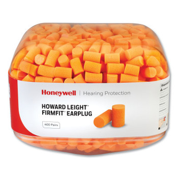 Honeywell Earplug Dispenser Refills, Canister, Orange, FirmFit (1 CA/EA)