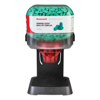 Honeywell HL400 Earplug Dispenser, Starter Kit, Green, Max Lite (1 CA/EA)