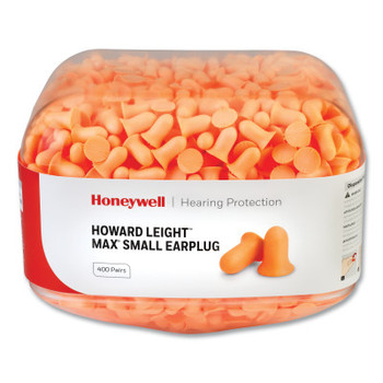 Honeywell Earplug Dispenser Refills, Canister, Dreamsicle Orange, MAX Small (1 CA/EA)