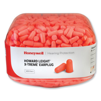Honeywell Earplug Dispenser Refills, Canister, Orange, X-TREME (1 CA/EA)