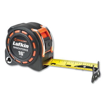 "Apex Tool Group Shockforce Tape Measure, 16'x1-3/16"" (1 EA/EA)"