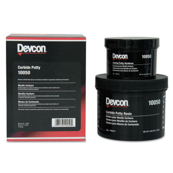 Devcon Carbide Putty, 3 lb Tub (1 EA)