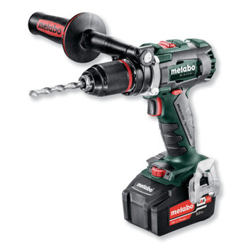 "Metabo Cordless Drill/Driver Kit, 18V, 1/2"", Battery Included (1 EA/EA)"
