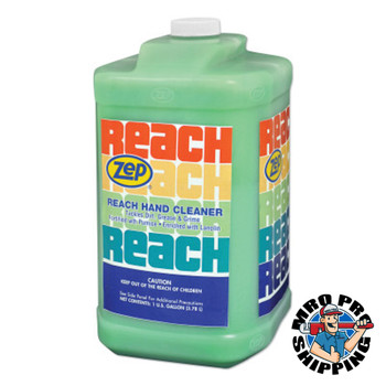 Zep Inc. Reach Extra Heavy-Duty Hand Cleaner, 1 gal Jug, DISP/Pump Not Included (4 CA/BT)
