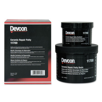 Devcon Ceramic Repair Putty, 3 lb Tub (1 EA)