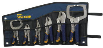 Stanley Products Fast Release 4 PC Locking Pliers Sets (1 ST/EA)