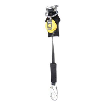 Honeywell TurboLite Flash Twin Standard Series Personal Fall Limiter, 420 lb, 6 ft (1 EA/BX)