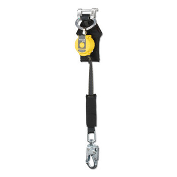 Honeywell TurboLite Flash Twin Standard Series Personal Fall Limiter, 420 lb, 6 ft (1 EA/PK)