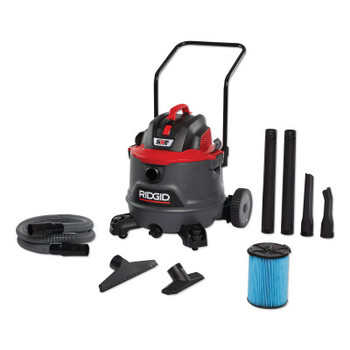 Ridgid Tool Company 14 Gallon NXT Wet/Dry Vac with Cart (1 EA/CTG)