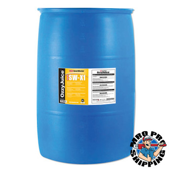 CRC OzzyJuice SW-X1 HP Degreasing Solution, 55-gal Drum (55 DR/BOX)