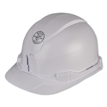 Klein Tools Hard Hat, Non-vented, Cap Style (1 EA/CT)