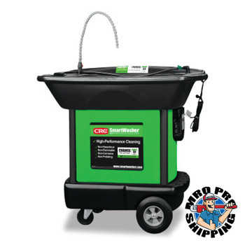 CRC SW-37 Mobile Heavyweight Parts Washer (1 EA/CA)