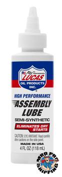Lucas Oil Assembly Lube, 4 fl oz. (12 BTL / CS)