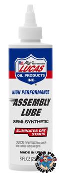 Lucas Oil Assembly Lube, 8 fl oz. (12 BTL / CS)