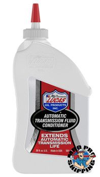 Lucas Oil Automatic Transmission Fluid Conditioner, 20 fl oz. (12 BTL / CS)