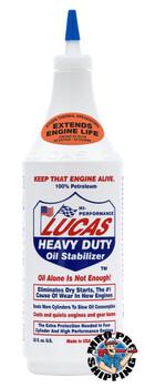 Lucas Oil Heavy Duty Oil Stabilizer, 1 Quart (12 BTL / CS)