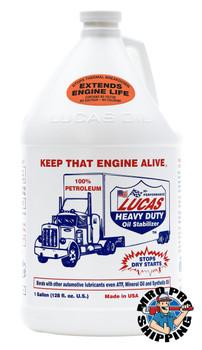Lucas Oil Heavy Duty Oil Stabilizer, 1 Gallon (4 GAL / CS)