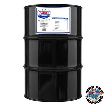 Lucas Oil Universal Hydraulic & Transmission Fluid, 55 Gal Drum (1 DRM / EA)