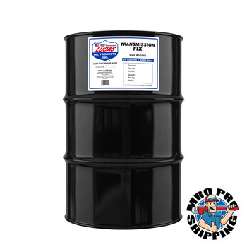 Lucas Oil Transmission Fix, 55 Gal Drum (1 DRM / EA)
