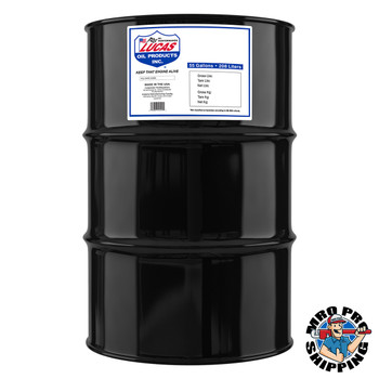 Lucas Oil Synthetic ISO 68 Compressor Oil, 55 Gal Drum (1 DRM / EA)