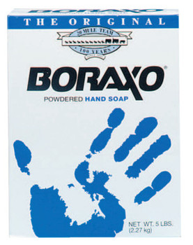 Dial Boraxo Powdered Hand Soaps, Unscented, Box (10 EA)