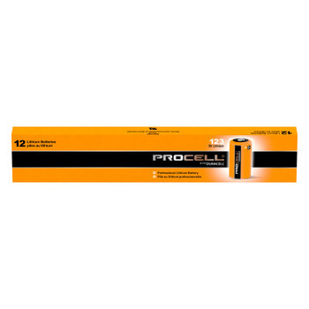 Duracell Duracell Procell Batteries, 3V (12 EA)
