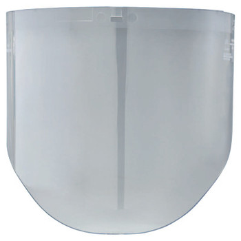 3M AO Tuffmaster Impact Resistant Faceshields, WP96, Clear Polycarbonate, 14.5 x 9 (1 EA)