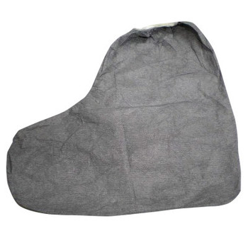 DuPont Tyvek Shoe and Boot Covers, One Size Fits Most, Gray (100 EA)