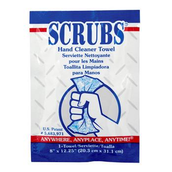 ITW Pro Brands SCRUBS Hand Cleaner Towels (100 EA)