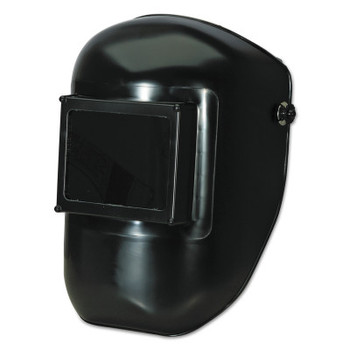 Honeywell Protective Cap Welding Helmet Shells with 5000 Mounting Loop, 4 x 5, Black (1 EA)