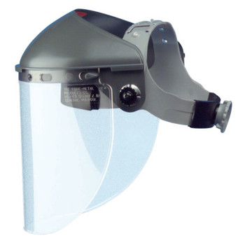 Honeywell High Performance Faceshield Headgears, 4 in Crown, 3C Ratchet (1 EA)
