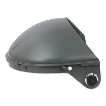 "Honeywell High Performance Faceshield System, F500 Series, 7""Crown, Quik-Lok Mounting Cup (1 EA)"