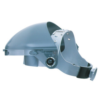 Honeywell High Performance Faceshield Headgears, 7 in Crown, 3C Ratchet, (1 EA)