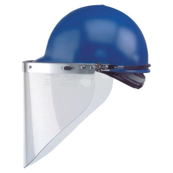 Honeywell High Performance Faceshield Hat Adpaters, Cap Style, Aluminum, For P2/E2 (1 EA)