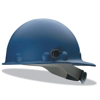 Honeywell Roughneck P2  High Heat Protective Caps, SuperEight Ratchet with Quick-Lok, Blue (1 EA)