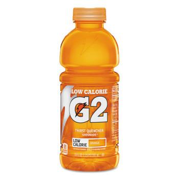 Gatorade G2 Low Calorie Thirst Quencher, Orange, 12 oz, Bottle (24 EA)