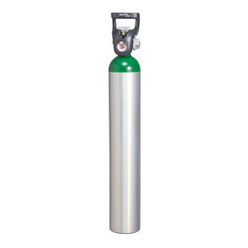 Western Enterprises OxyTOTE NG Portable Oxygen Systems, 679 L Aluminum Cylinder (1 EA)
