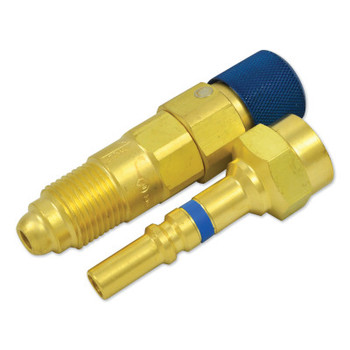 Western Enterprises Quick Connects, Regulator-to-Hose, QDB300 Plug (M); QDB301 Socket (F), Inert Gas (1 EA)