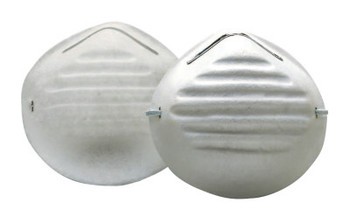 Gerson Nuisance Dust Masks, Mouth and Nose, Dust; Non-Toxic Particles, One Size (50 EA)
