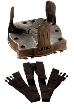 Newell Rubbermaid Universal Mounting Bracket (1 EA)