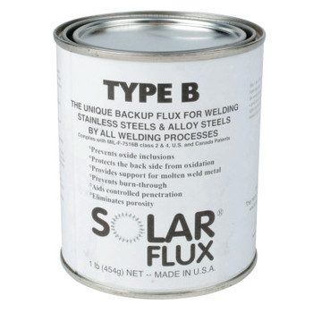 J.W. Harris Fluxes, Solar Welding Flux, Can, 1 oz (1 CAN)