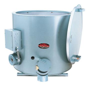 Phoenix DryRod Flux Holding & Rebaking Ovens w/Adjust Thermostatic Control, 600lb, 240V (1 EA)