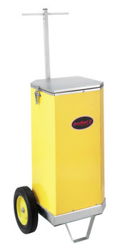 Phoenix DryRod Portable Electrode Ovens, 50 lb, 120/240V, Type 5 w/Wheels & Thermometer (1 EA)
