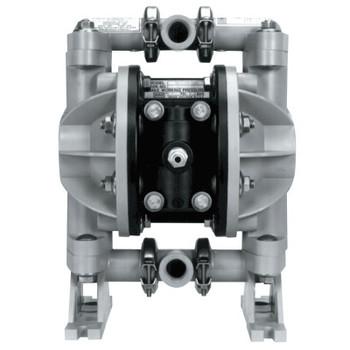 Ingersoll-Rand Diaphragm Pumps, 1/2 in (NPTF) Outlet, Aluminum/SS - Polypropylene/Neoprene (1 EA)