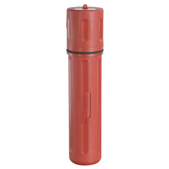 K.I.W.O.T.O. Inc. Lincoln Electrodes Canisters, HIPE, For 12 in to 14 in Electrode, Red (1 EA)