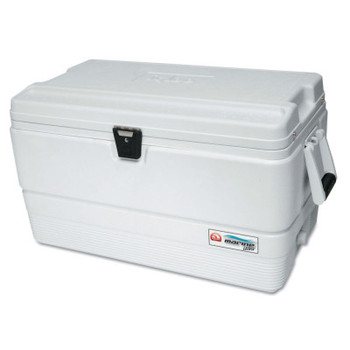 Igloo Marine Ultra Series Ice Chests, 72 qt, White (1 EA)