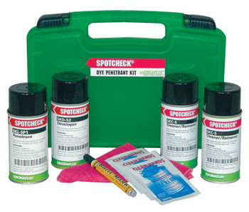 Magnaflux Spotcheck Penetrant Inspection Kit, SK-416 (1 KIT)