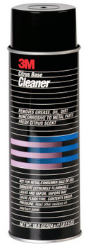 3M Citrus Base Cleaner, 24 oz Spray Can (12 CAN)